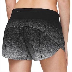 NWT size 6 speed up shorts